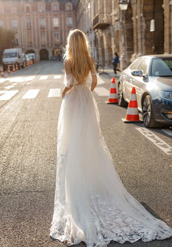 Gali Karten - Paris Collection * Svadobné šaty z kolekcií na rok 2019 - Obrázok č. 11