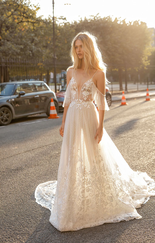 Gali Karten - Paris Collection * Svadobné šaty z kolekcií na rok 2019 - Obrázok č. 12