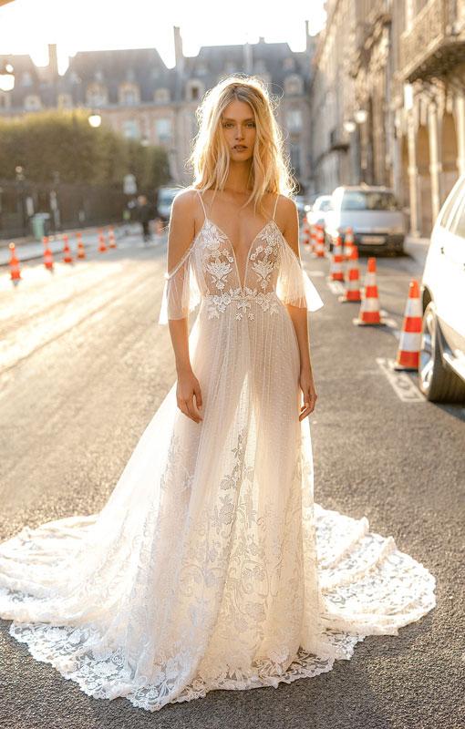 Gali Karten - Paris Collection * Svadobné šaty z kolekcií na rok 2019 - Obrázok č. 13