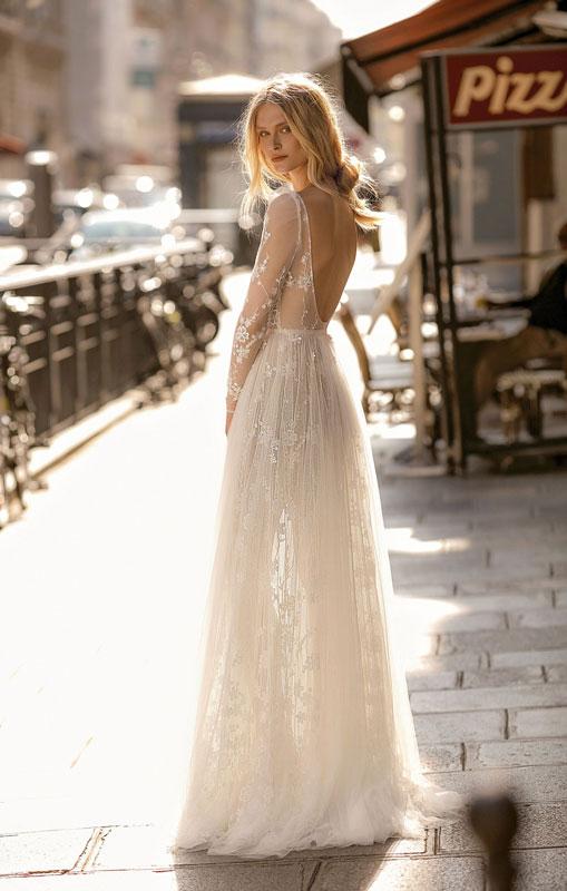 Gali Karten - Paris Collection * Svadobné šaty z kolekcií na rok 2019 - Obrázok č. 15