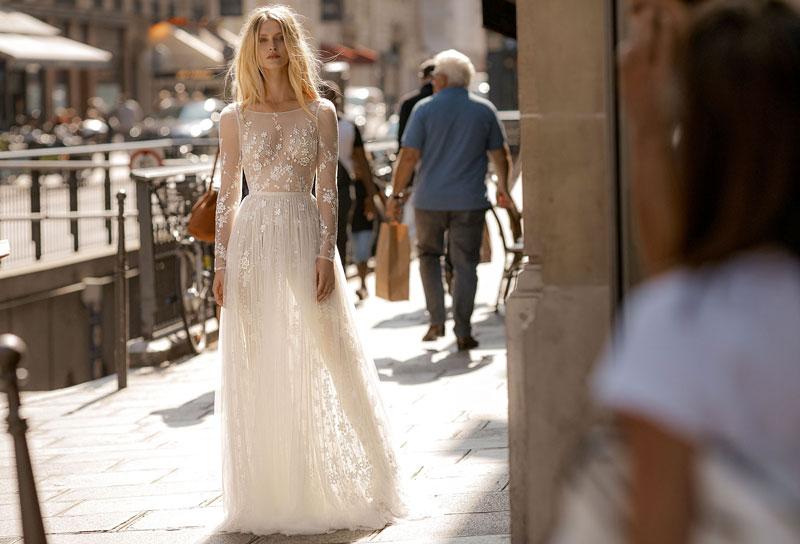 Gali Karten - Paris Collection * Svadobné šaty z kolekcií na rok 2019 - Obrázok č. 17