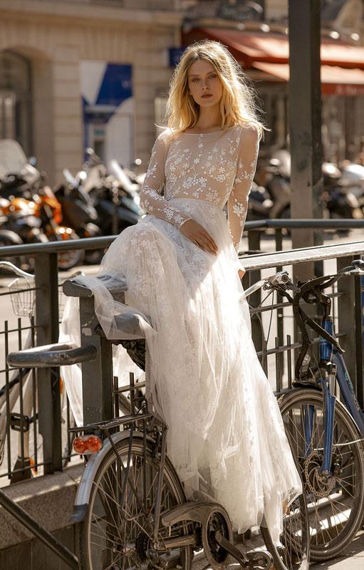 Gali Karten - Paris Collection * Svadobné šaty z kolekcií na rok 2019 - Obrázok č. 18