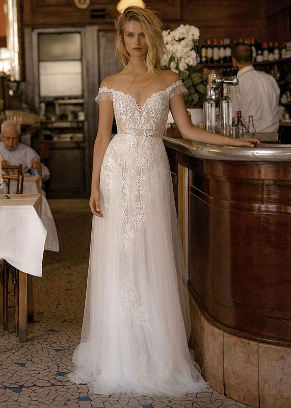 Gali Karten - Paris Collection * Svadobné šaty z kolekcií na rok 2019 - Obrázok č. 19
