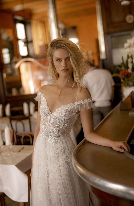 Gali Karten - Paris Collection * Svadobné šaty z kolekcií na rok 2019 - Obrázok č. 20