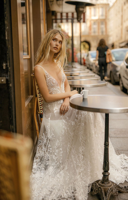 Gali Karten - Paris Collection * Svadobné šaty z kolekcií na rok 2019 - Obrázok č. 21