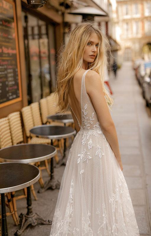 Gali Karten - Paris Collection * Svadobné šaty z kolekcií na rok 2019 - Obrázok č. 22