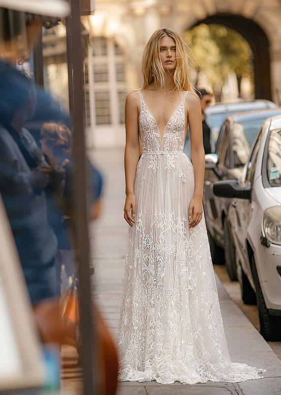 Gali Karten - Paris Collection * Svadobné šaty z kolekcií na rok 2019 - Obrázok č. 23