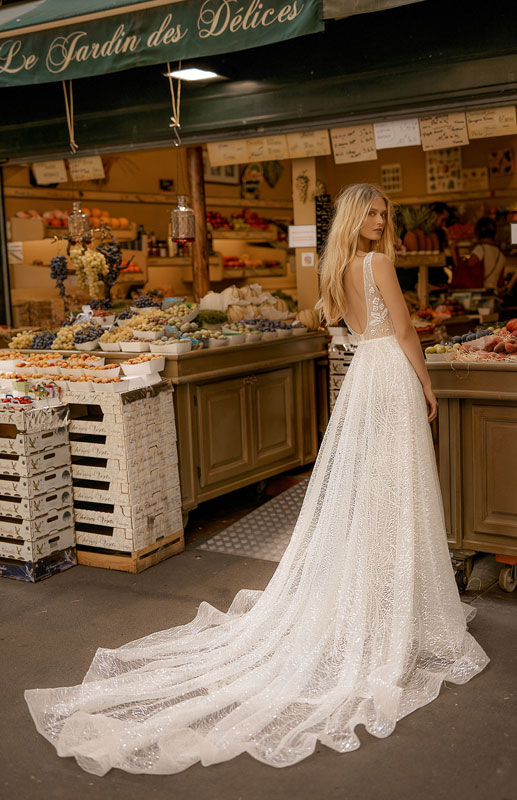 Gali Karten - Paris Collection * Svadobné šaty z kolekcií na rok 2019 - Obrázok č. 33