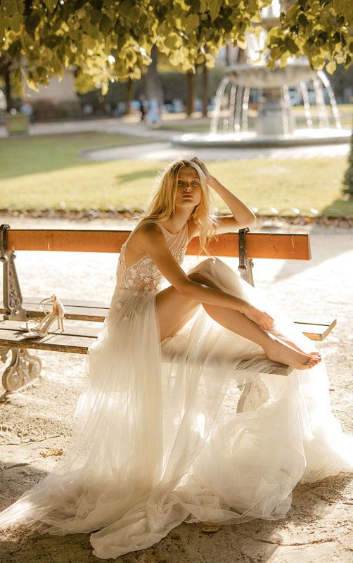 Gali Karten - Paris Collection * Svadobné šaty z kolekcií na rok 2019 - Obrázok č. 41