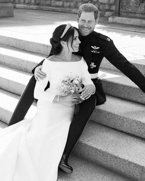 Ktorá hviezdna svadba bola minulý rok podľa vás TOP? Pre mňa to asi bola svadba Meghan a Harryho :) - Obrázok č. 1