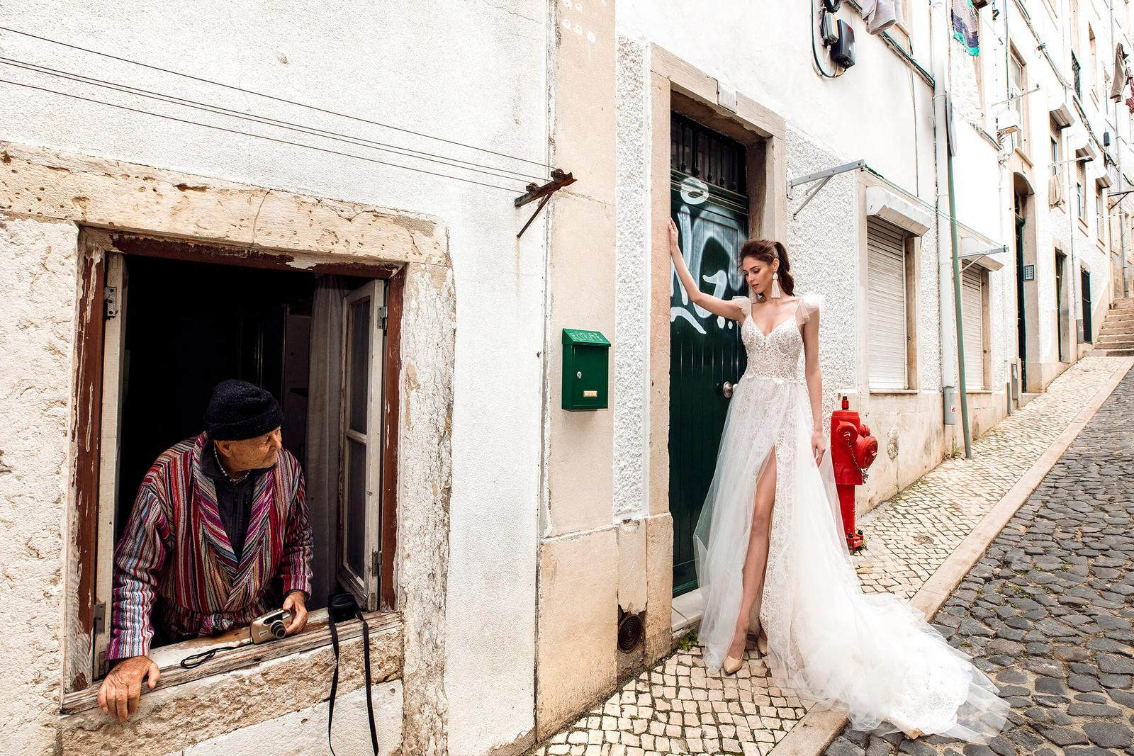 Innocentia Divina 2019 * Svadobné šaty z kolekcií na rok 2019 - Obrázok č. 1