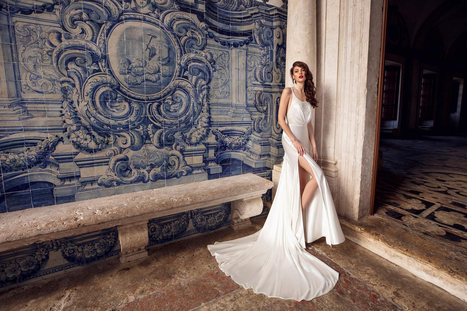 Innocentia Divina 2019 * Svadobné šaty z kolekcií na rok 2019 - Obrázok č. 2