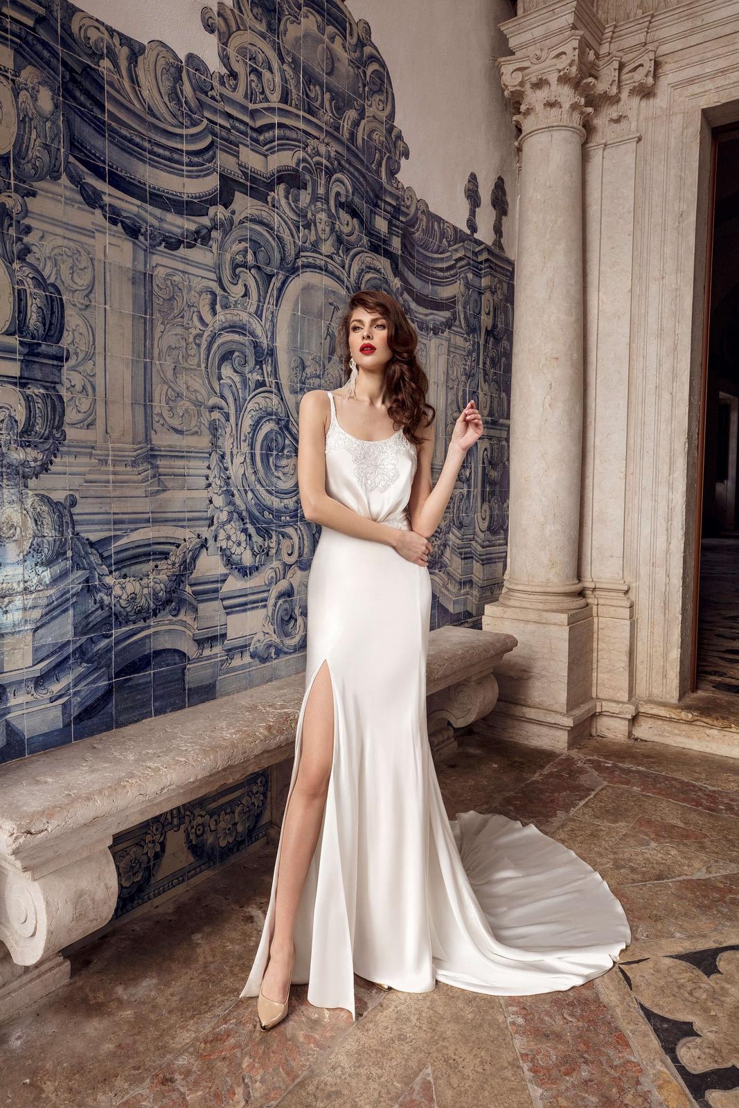 Innocentia Divina 2019 * Svadobné šaty z kolekcií na rok 2019 - Obrázok č. 4