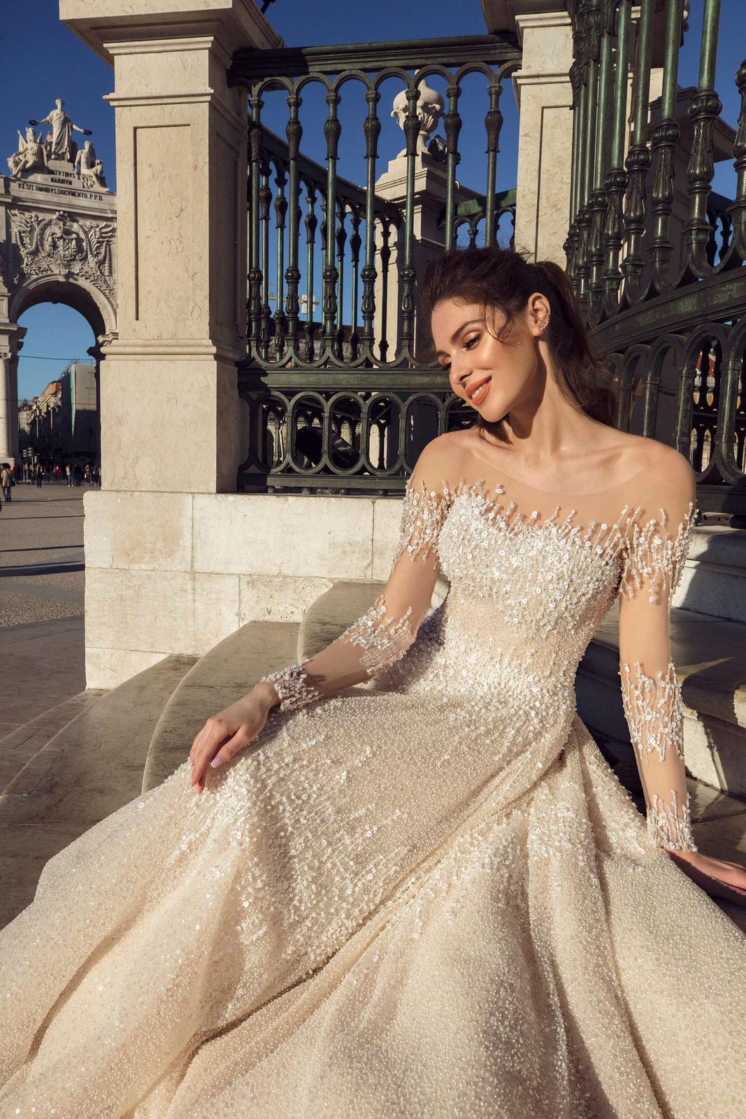 Innocentia Divina 2019 * Svadobné šaty z kolekcií na rok 2019 - Obrázok č. 6