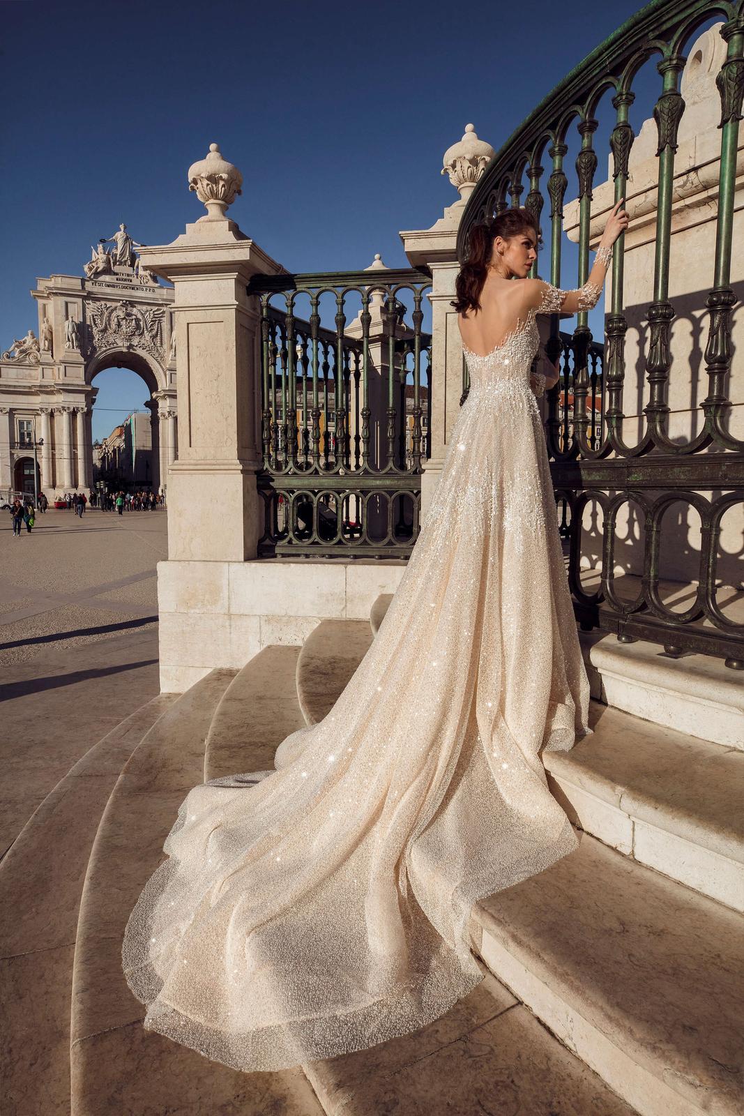 Innocentia Divina 2019 * Svadobné šaty z kolekcií na rok 2019 - Obrázok č. 7