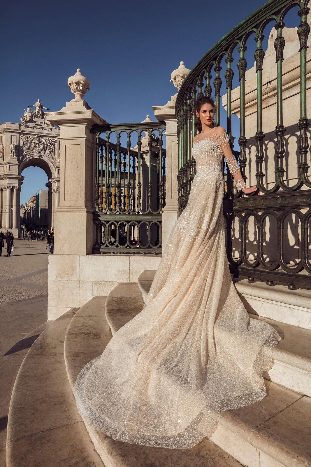 Innocentia Divina 2019 * Svadobné šaty z kolekcií na rok 2019 - Obrázok č. 8