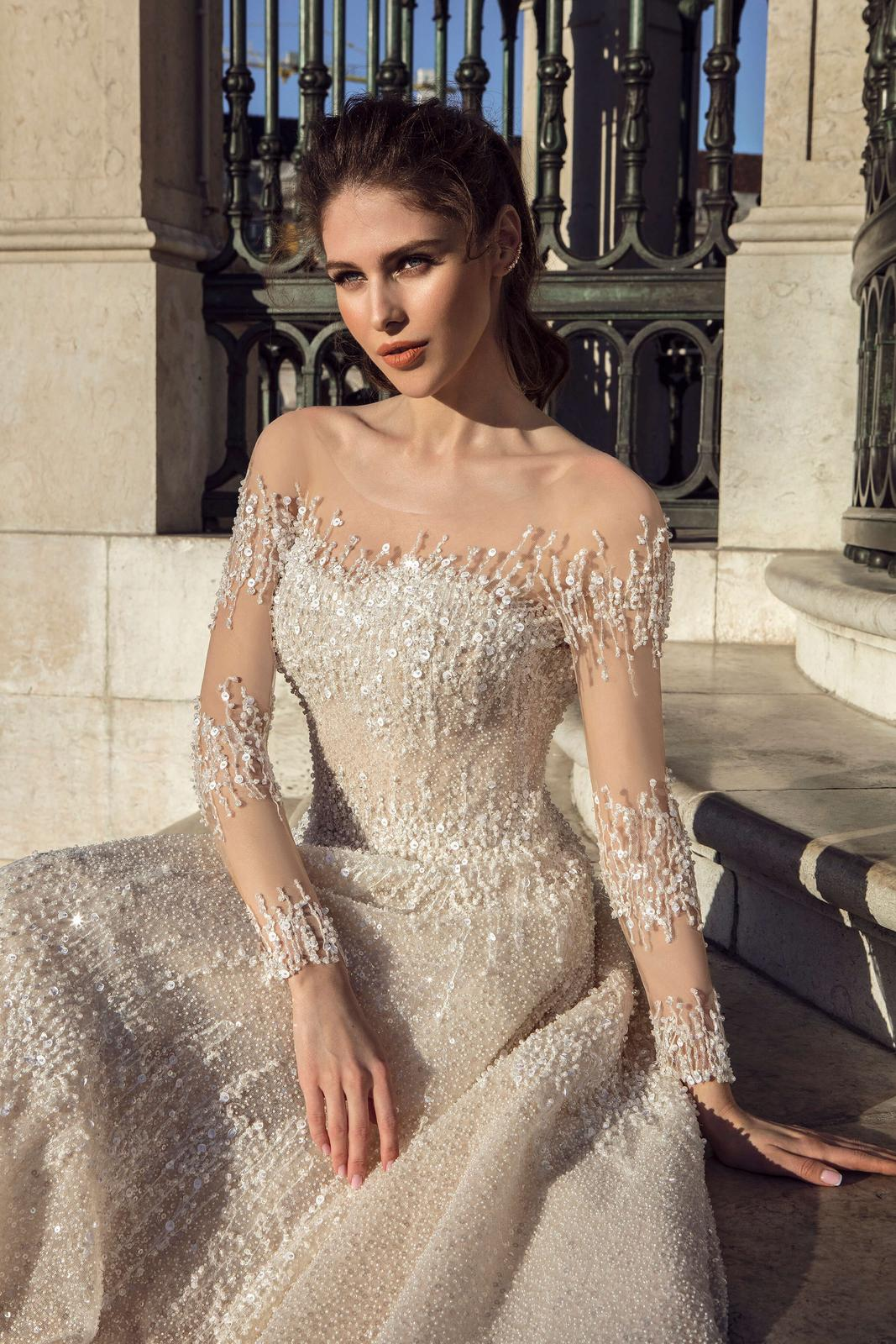 Innocentia Divina 2019 * Svadobné šaty z kolekcií na rok 2019 - Obrázok č. 9