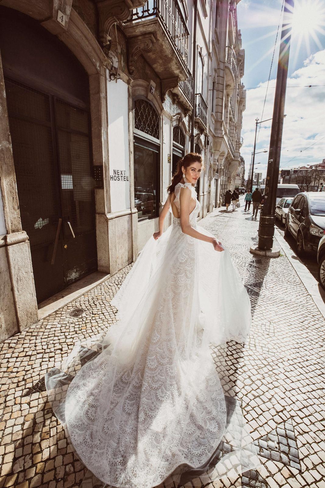 Innocentia Divina 2019 * Svadobné šaty z kolekcií na rok 2019 - Obrázok č. 11