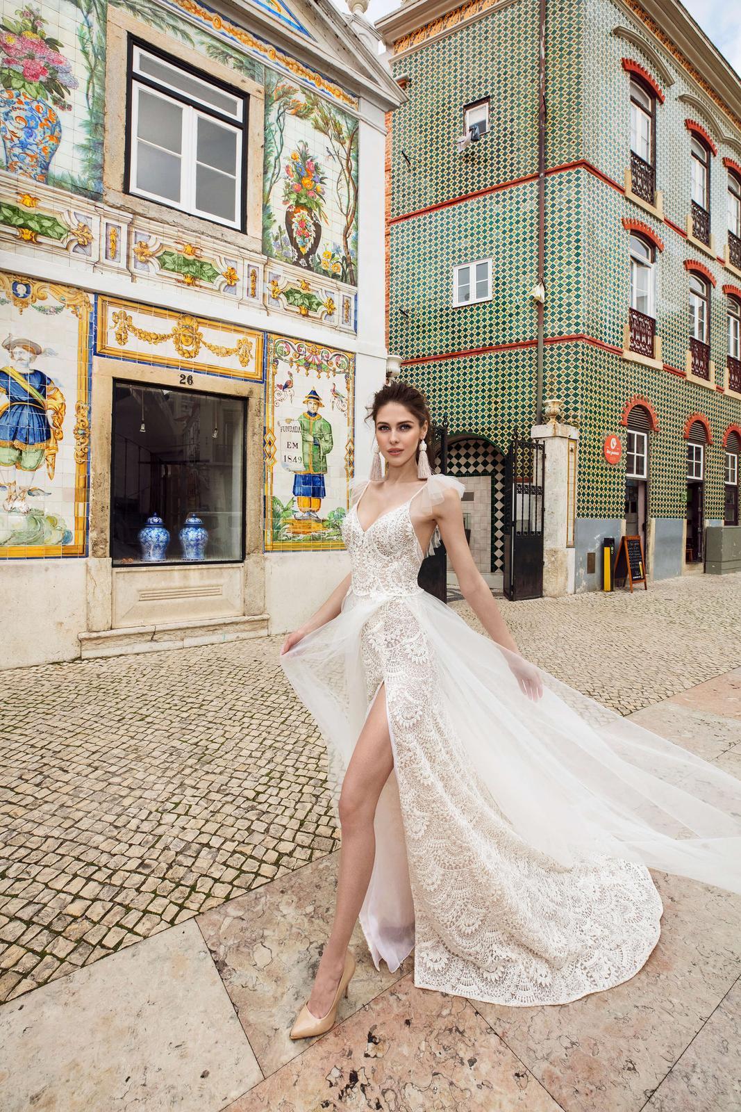Innocentia Divina 2019 * Svadobné šaty z kolekcií na rok 2019 - Obrázok č. 12
