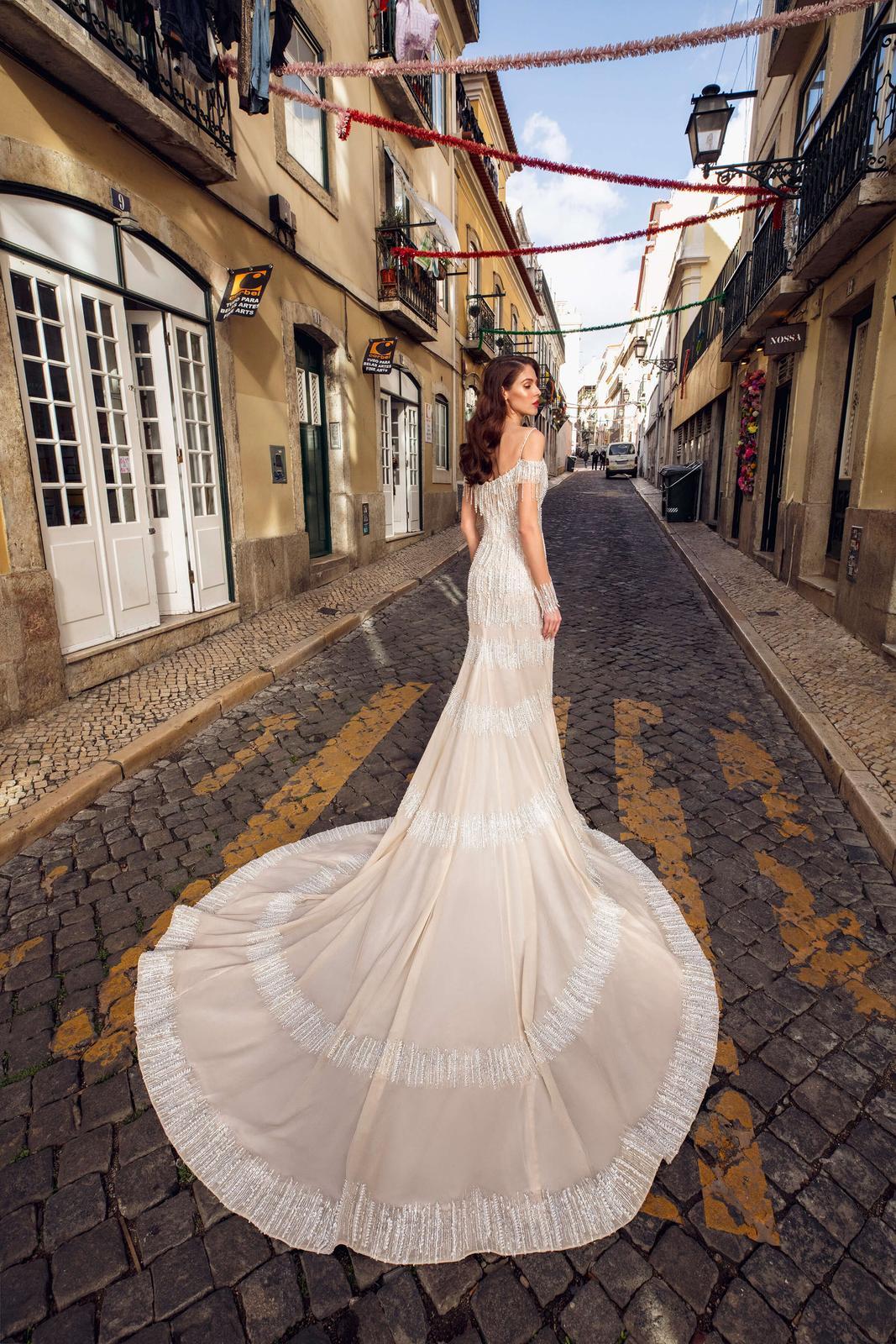 Innocentia Divina 2019 * Svadobné šaty z kolekcií na rok 2019 - Obrázok č. 15