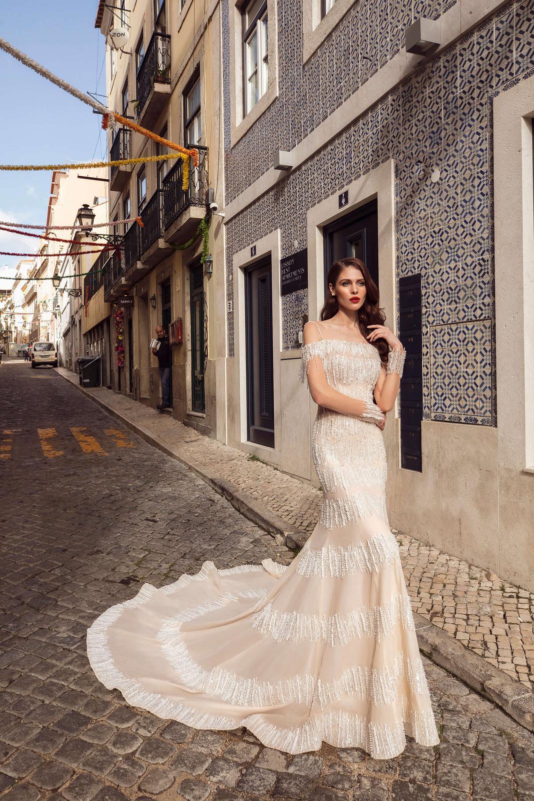 Innocentia Divina 2019 * Svadobné šaty z kolekcií na rok 2019 - Obrázok č. 16