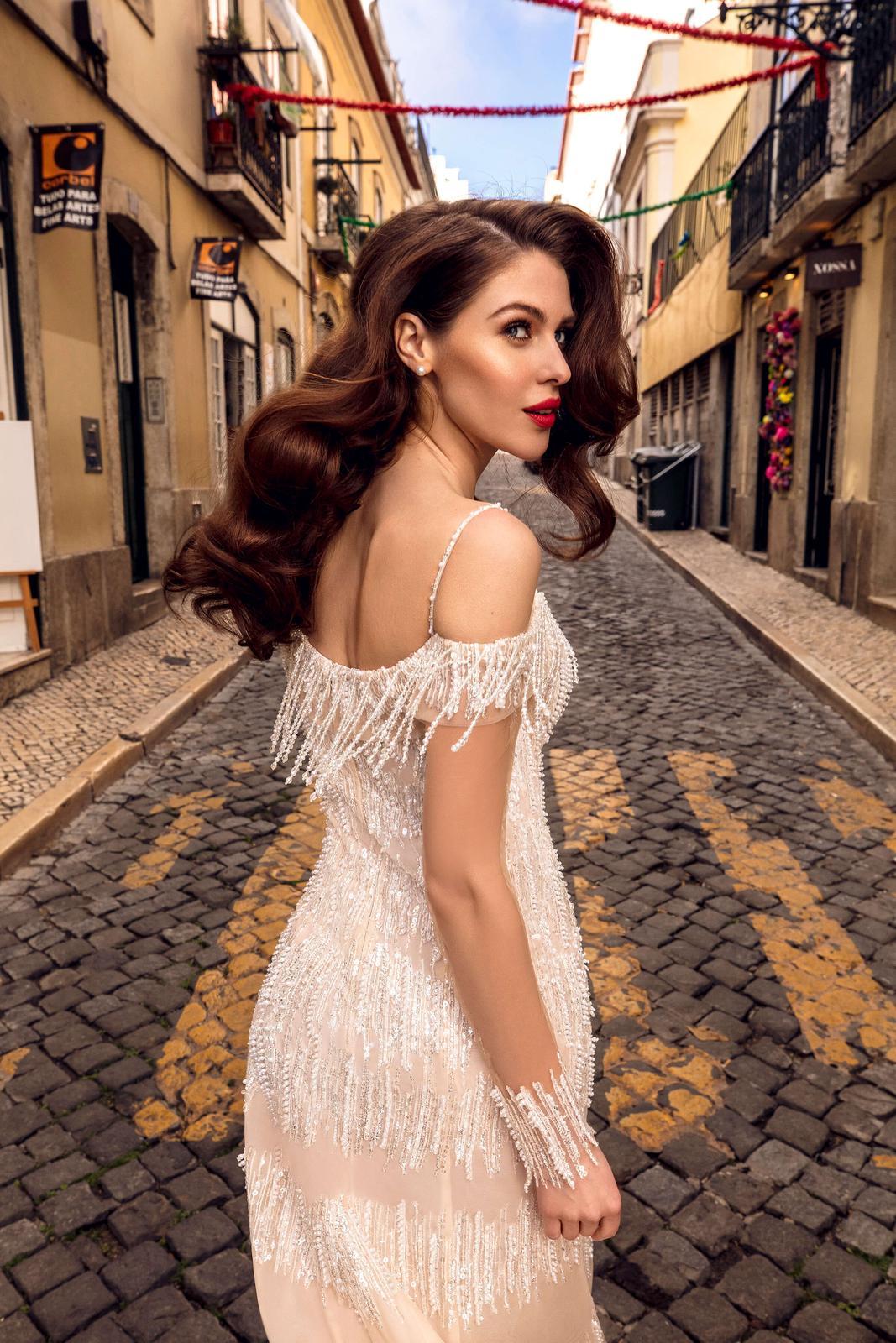 Innocentia Divina 2019 * Svadobné šaty z kolekcií na rok 2019 - Obrázok č. 17