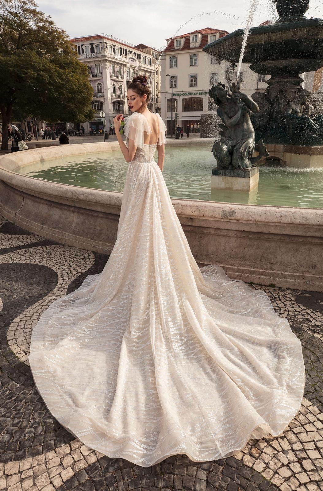 Innocentia Divina 2019 * Svadobné šaty z kolekcií na rok 2019 - Obrázok č. 19
