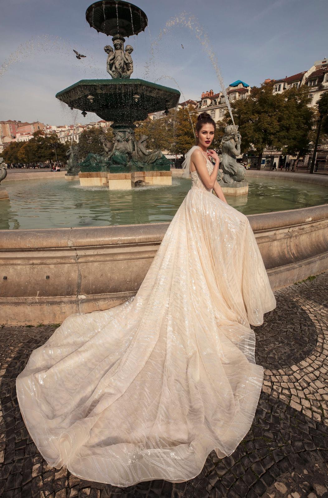 Innocentia Divina 2019 * Svadobné šaty z kolekcií na rok 2019 - Obrázok č. 20