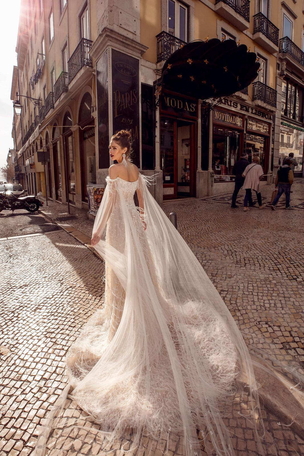 Innocentia Divina 2019 * Svadobné šaty z kolekcií na rok 2019 - Obrázok č. 22