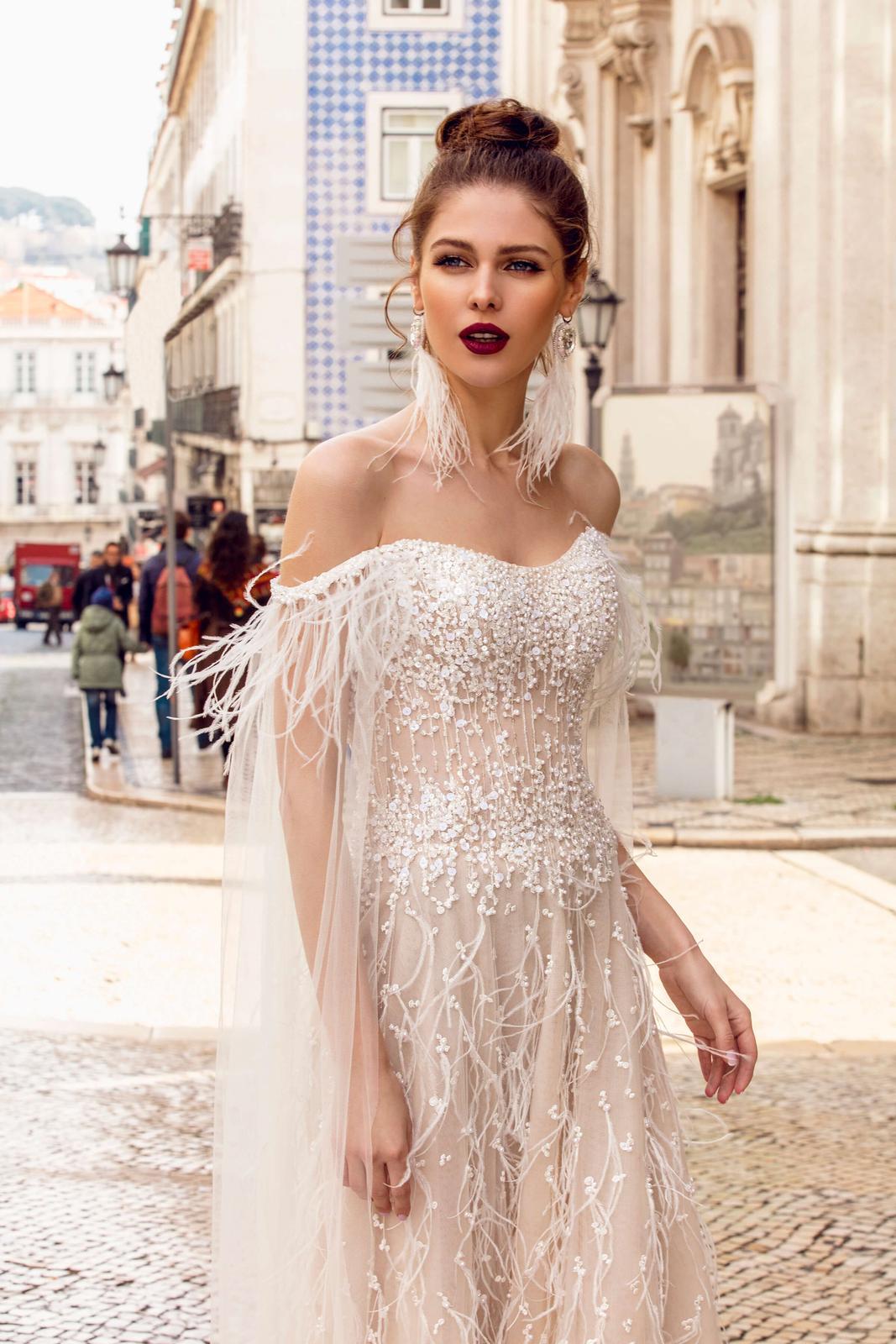 Innocentia Divina 2019 * Svadobné šaty z kolekcií na rok 2019 - Obrázok č. 23