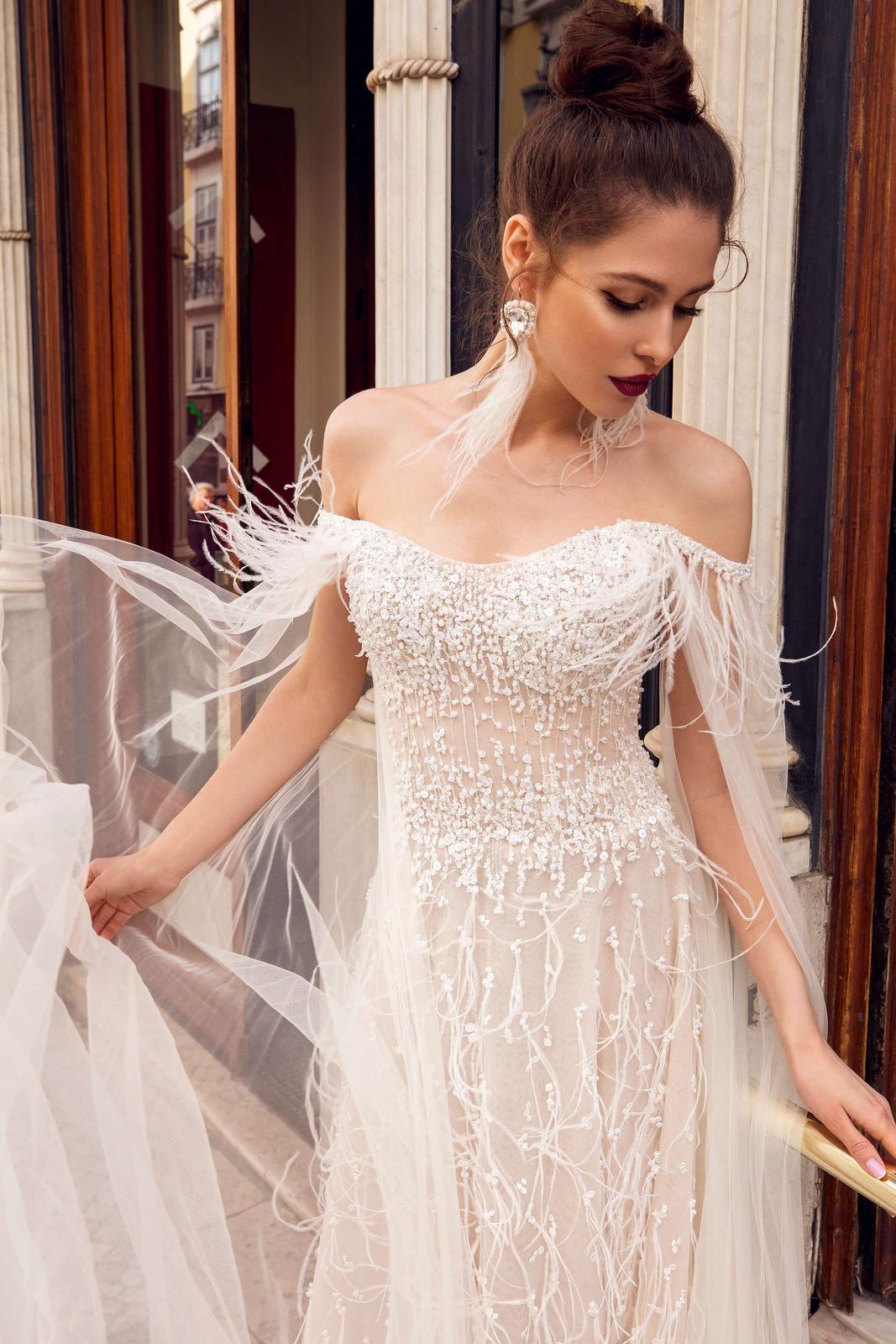 Innocentia Divina 2019 * Svadobné šaty z kolekcií na rok 2019 - Obrázok č. 24