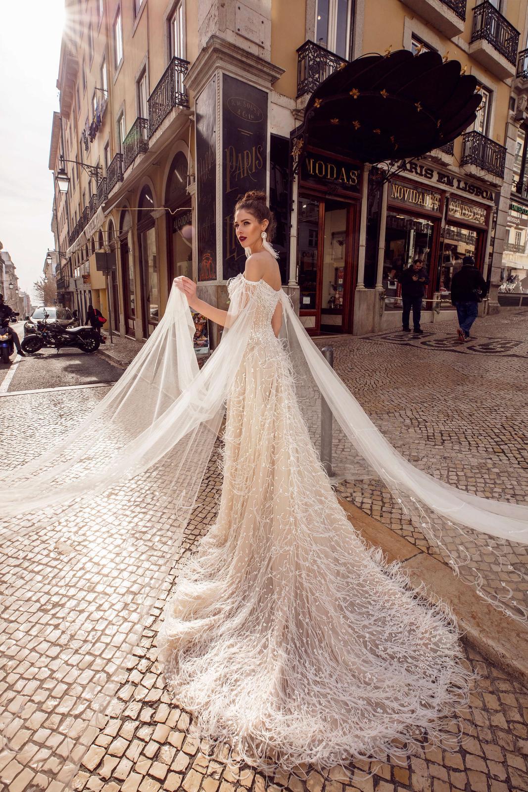 Innocentia Divina 2019 * Svadobné šaty z kolekcií na rok 2019 - Obrázok č. 25