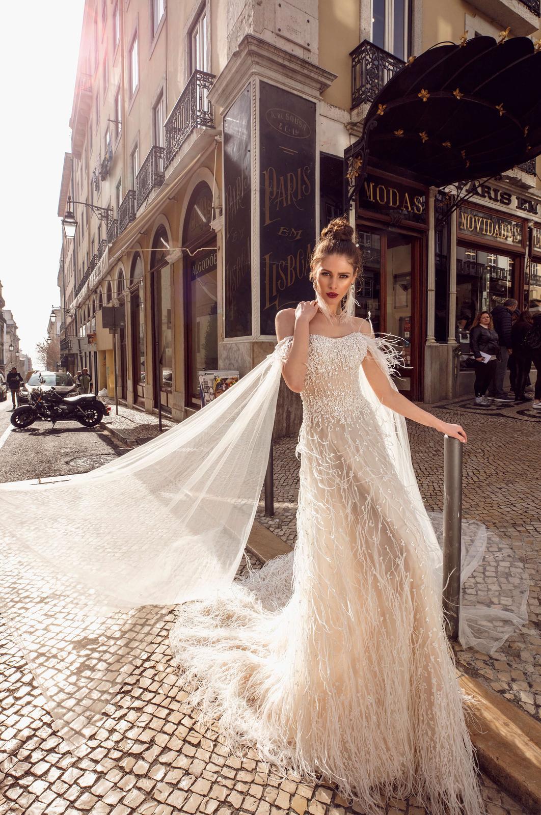 Innocentia Divina 2019 * Svadobné šaty z kolekcií na rok 2019 - Obrázok č. 26