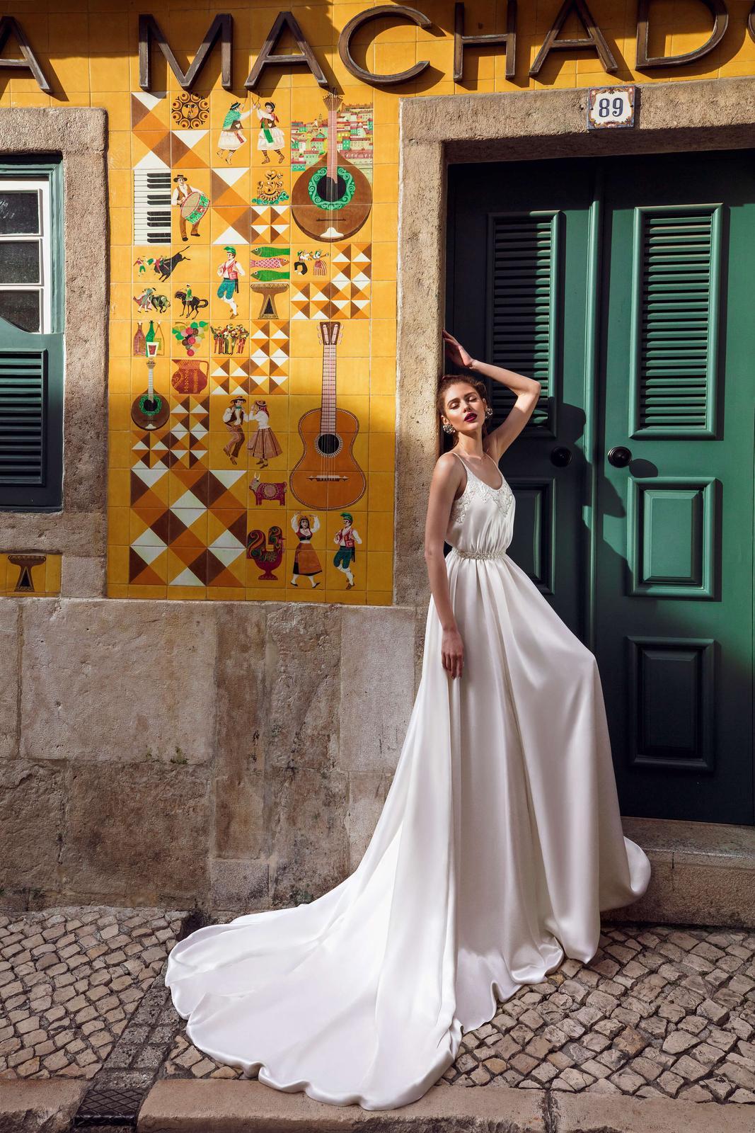 Innocentia Divina 2019 * Svadobné šaty z kolekcií na rok 2019 - Obrázok č. 28