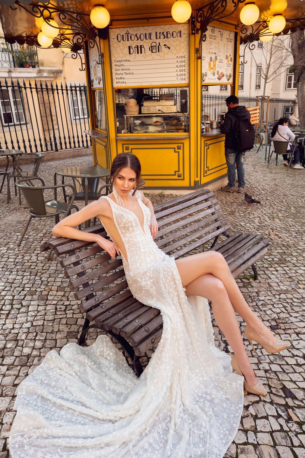 Innocentia Divina 2019 * Svadobné šaty z kolekcií na rok 2019 - Obrázok č. 32