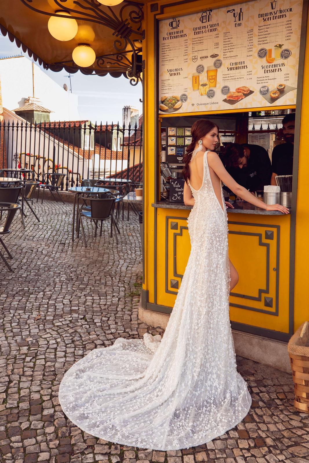 Innocentia Divina 2019 * Svadobné šaty z kolekcií na rok 2019 - Obrázok č. 33