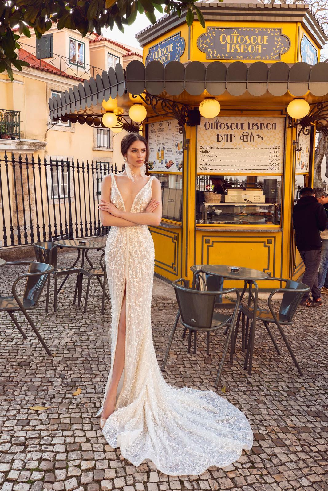 Innocentia Divina 2019 * Svadobné šaty z kolekcií na rok 2019 - Obrázok č. 34