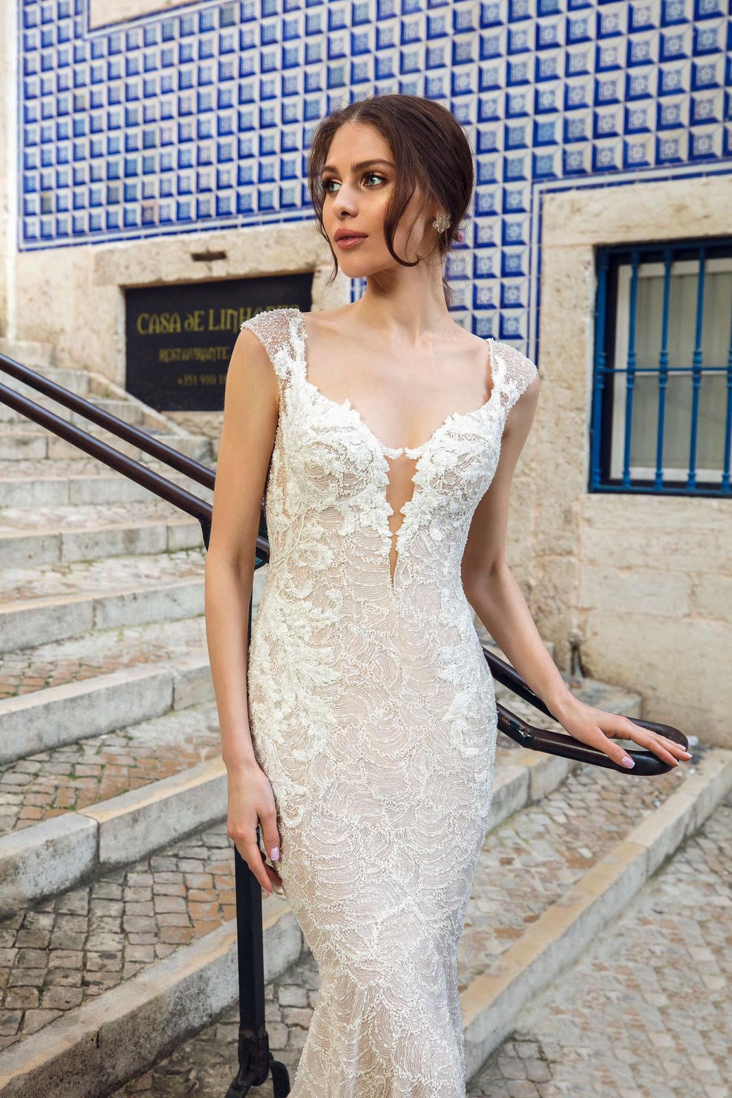 Innocentia Divina 2019 * Svadobné šaty z kolekcií na rok 2019 - Obrázok č. 38