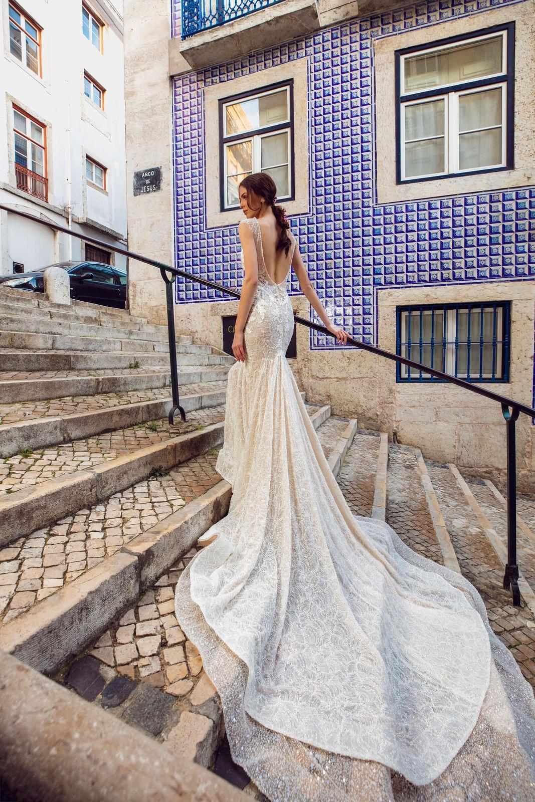 Innocentia Divina 2019 * Svadobné šaty z kolekcií na rok 2019 - Obrázok č. 39