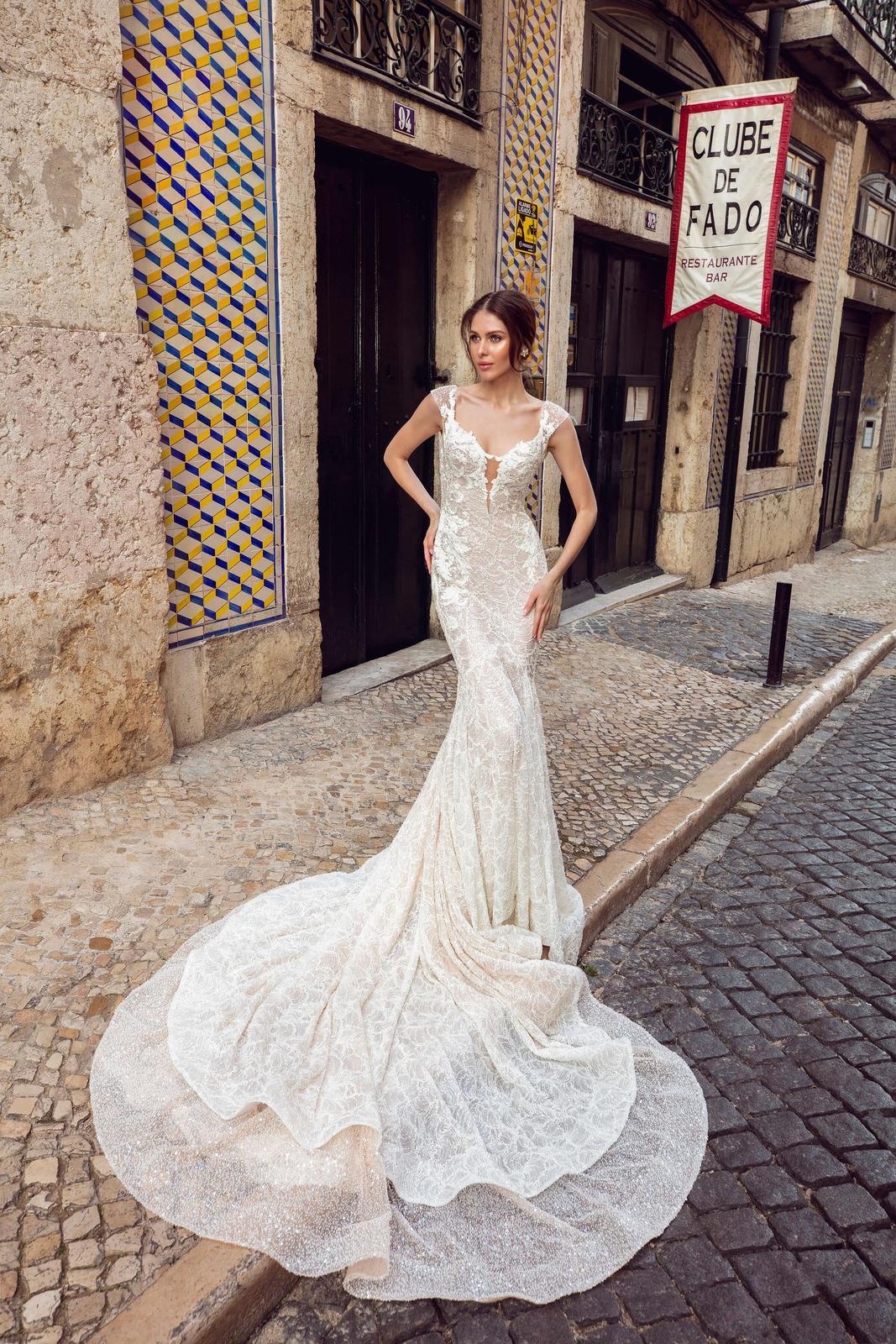 Innocentia Divina 2019 * Svadobné šaty z kolekcií na rok 2019 - Obrázok č. 40