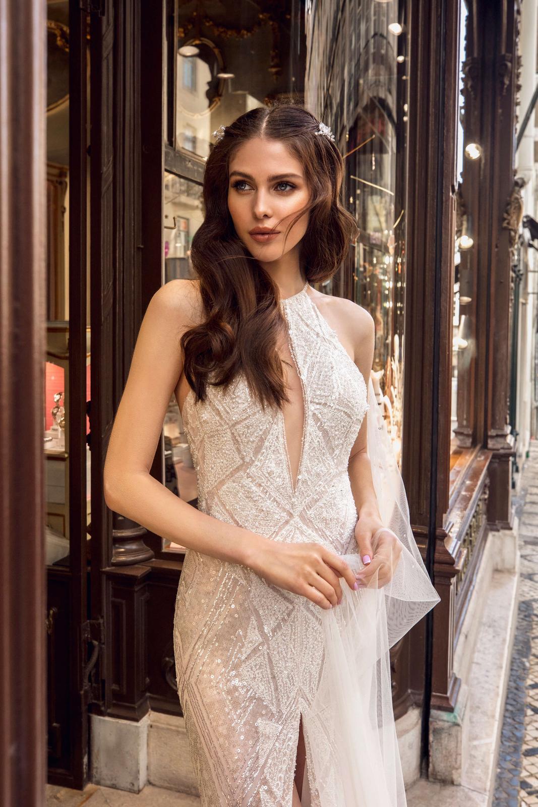Innocentia Divina 2019 * Svadobné šaty z kolekcií na rok 2019 - Obrázok č. 41