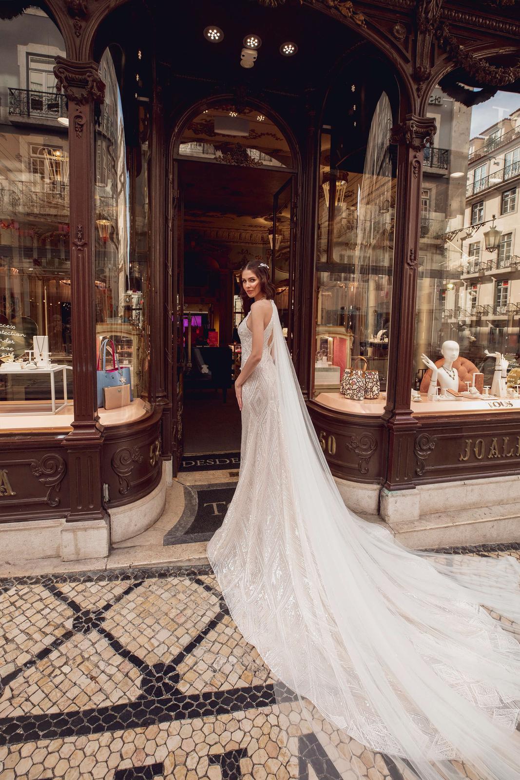 Innocentia Divina 2019 * Svadobné šaty z kolekcií na rok 2019 - Obrázok č. 42