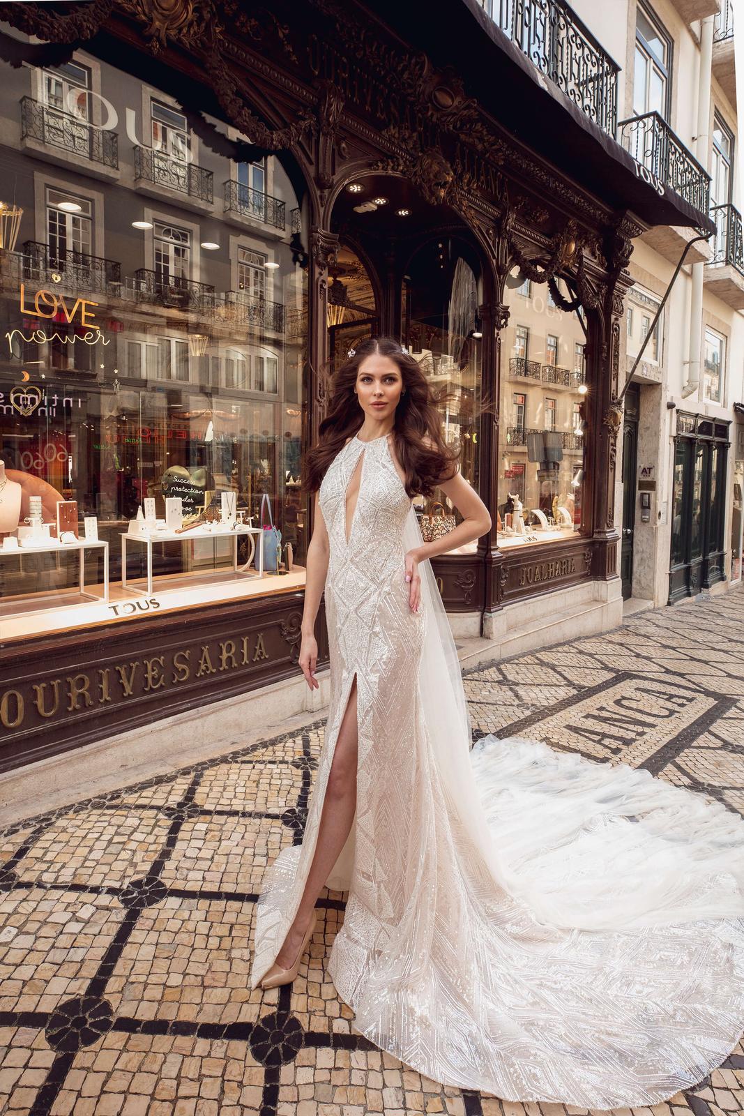 Innocentia Divina 2019 * Svadobné šaty z kolekcií na rok 2019 - Obrázok č. 43