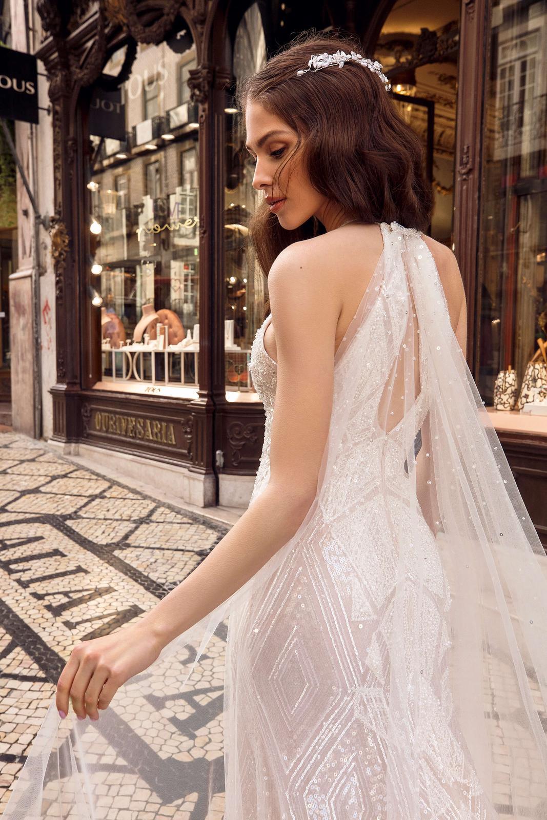 Innocentia Divina 2019 * Svadobné šaty z kolekcií na rok 2019 - Obrázok č. 44