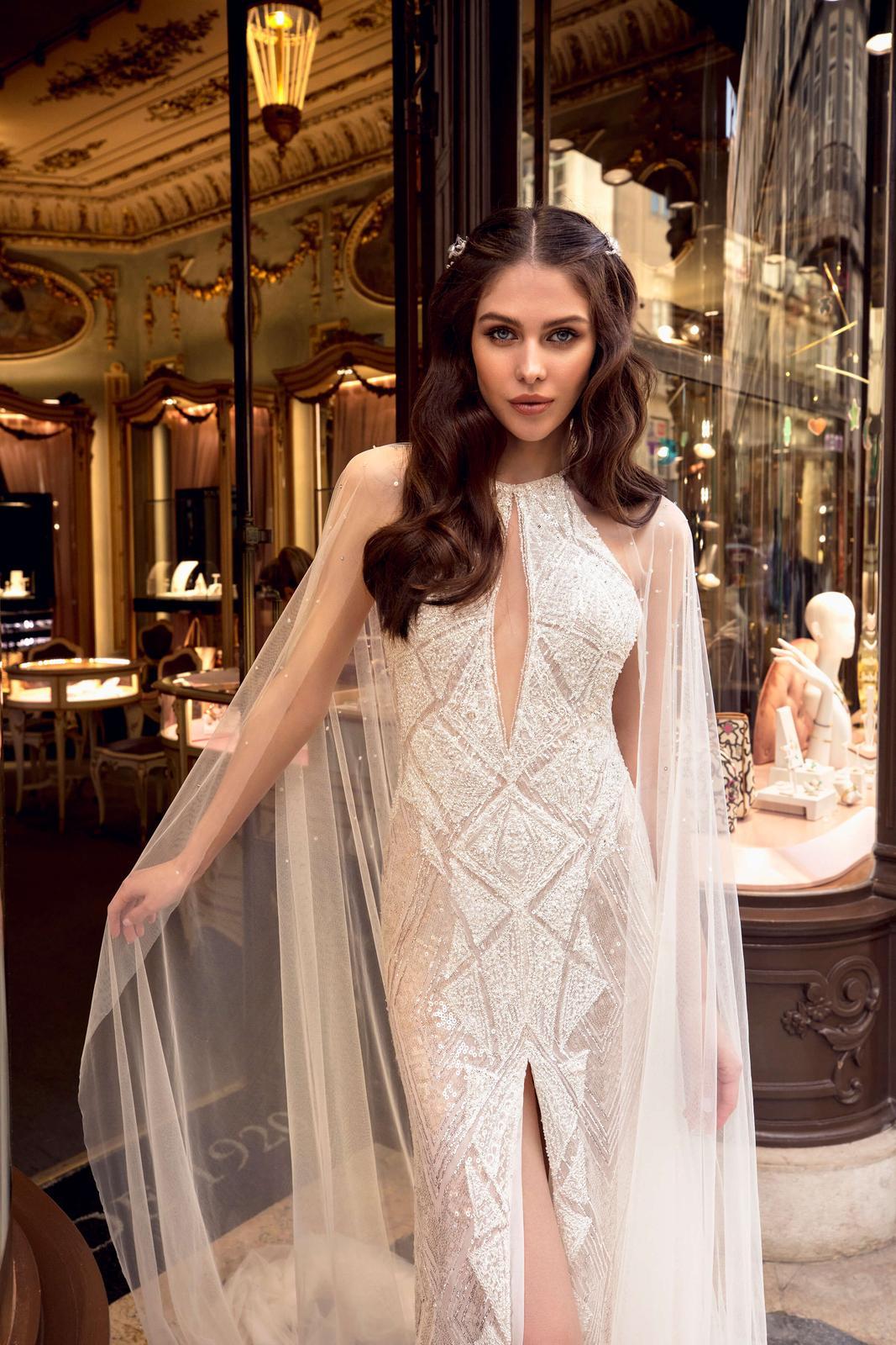 Innocentia Divina 2019 * Svadobné šaty z kolekcií na rok 2019 - Obrázok č. 45