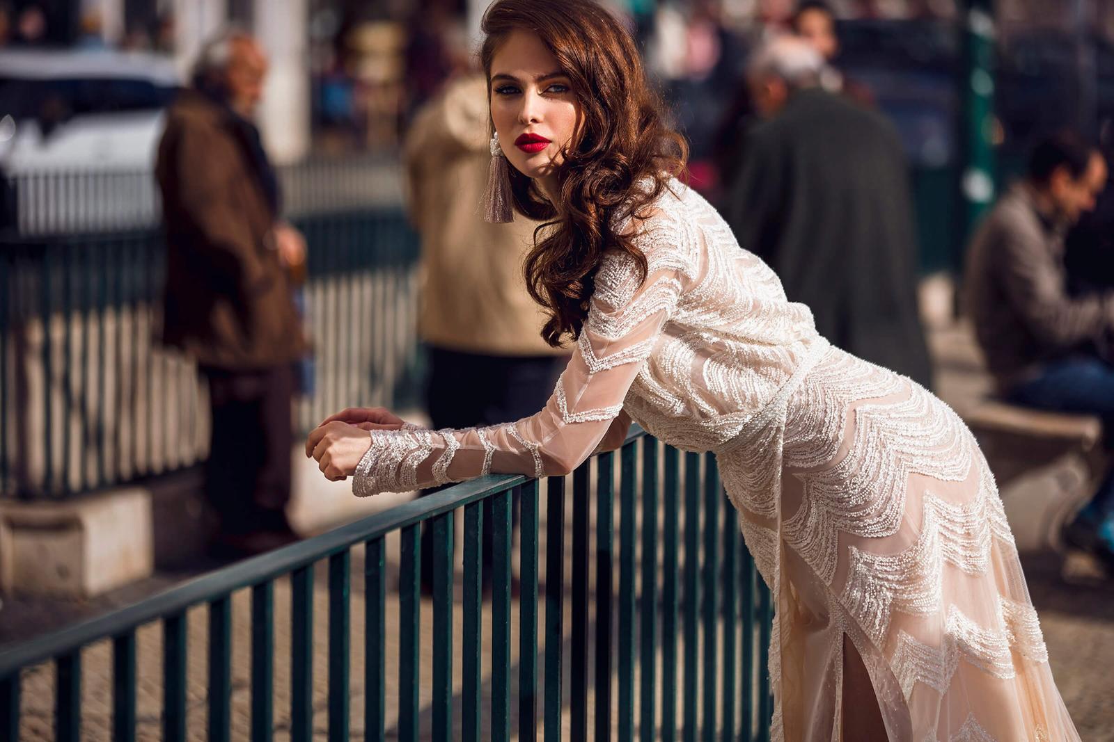 Innocentia Divina 2019 * Svadobné šaty z kolekcií na rok 2019 - Obrázok č. 46