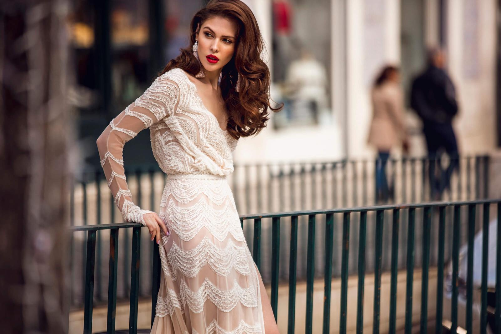 Innocentia Divina 2019 * Svadobné šaty z kolekcií na rok 2019 - Obrázok č. 47