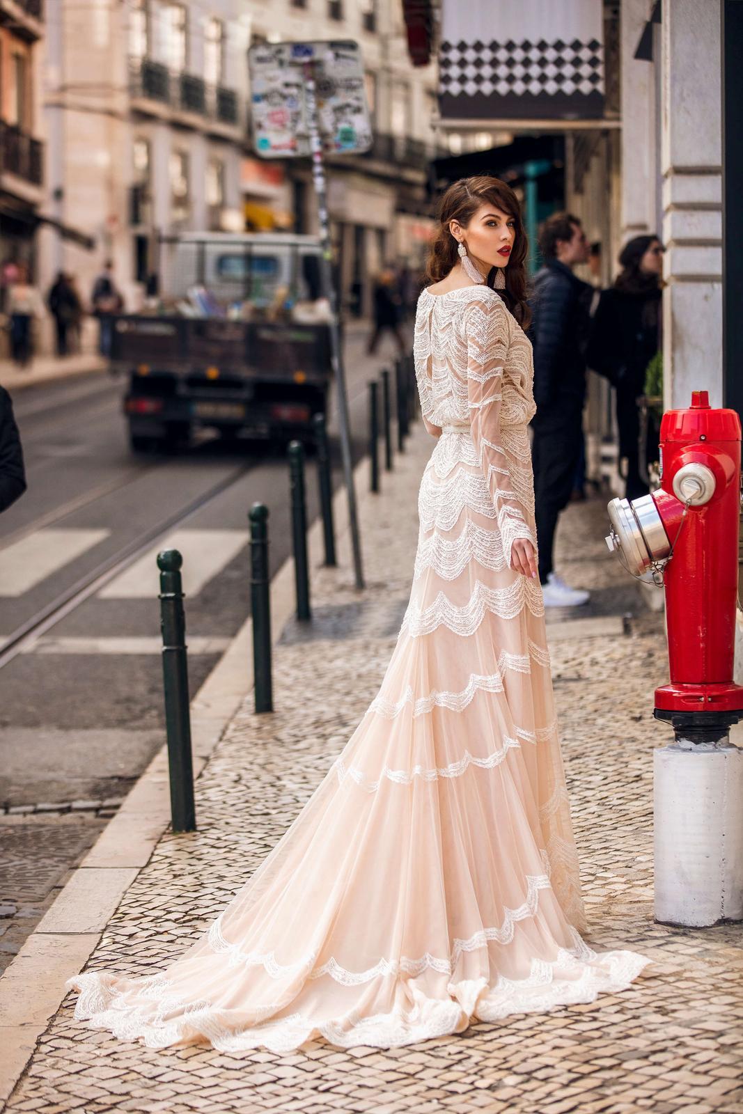 Innocentia Divina 2019 * Svadobné šaty z kolekcií na rok 2019 - Obrázok č. 48