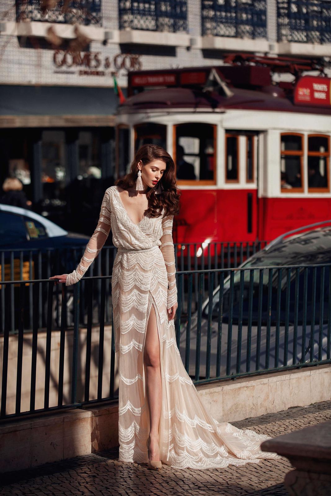 Innocentia Divina 2019 * Svadobné šaty z kolekcií na rok 2019 - Obrázok č. 49