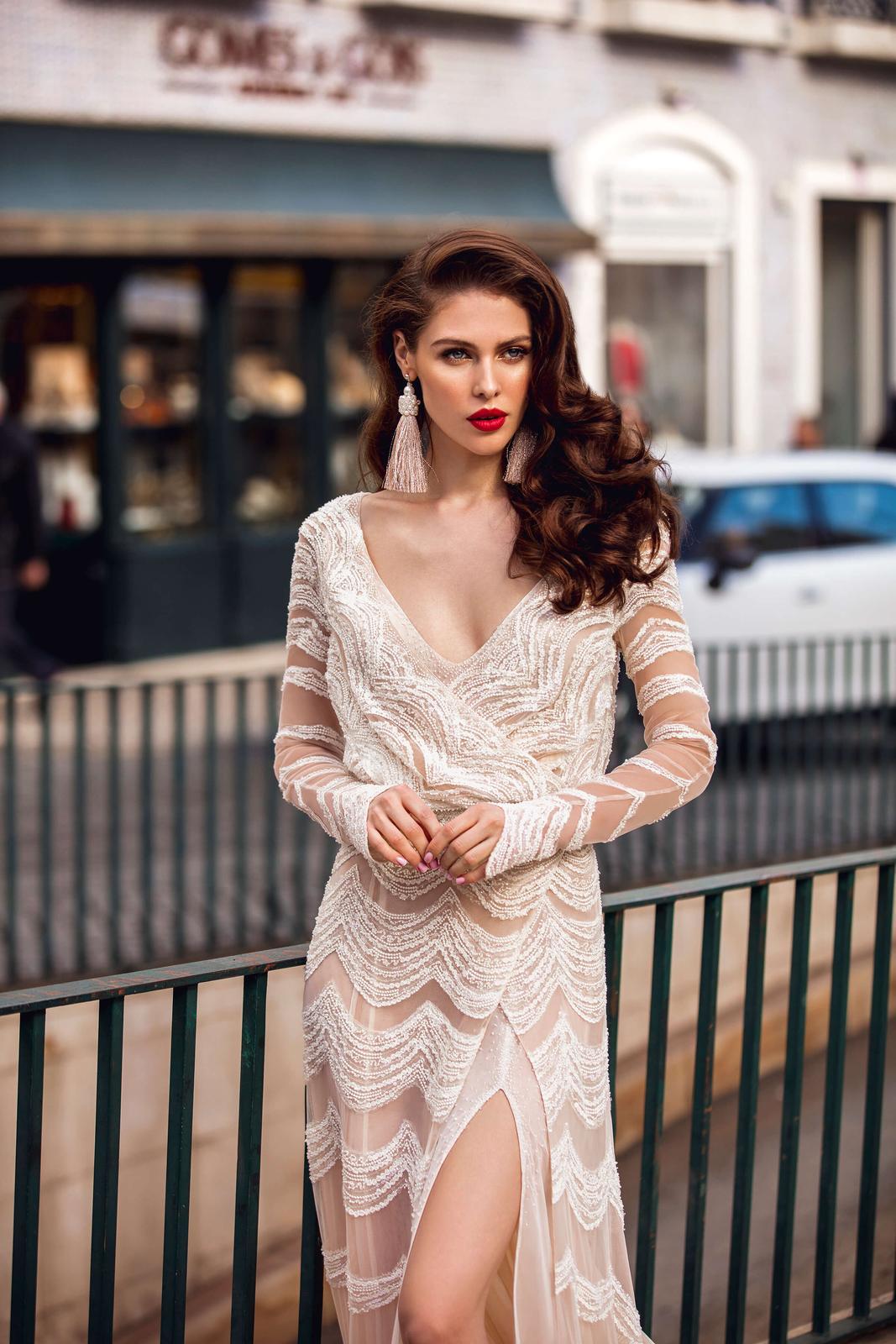 Innocentia Divina 2019 * Svadobné šaty z kolekcií na rok 2019 - Obrázok č. 50